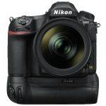 Nikon D850 with camera grip
