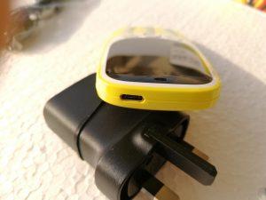 HMD Global's Nokia 3310 - microUSB port