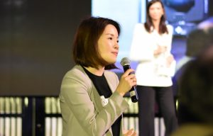 Glory Cheung - Chief Marketing Officer, Huawei Consumer Business Group (CBG)