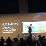 Samsung Galaxy Note8- Display size