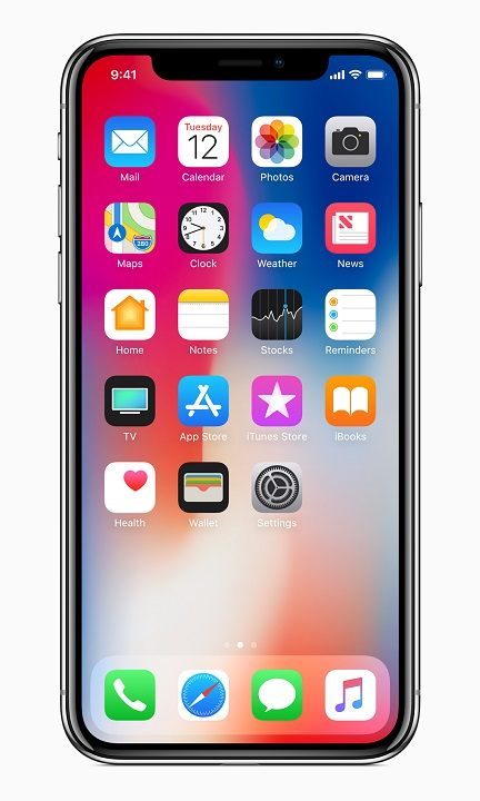 Apple launches iPhone X and would be available from 4th Nov, priced at AED 4,099