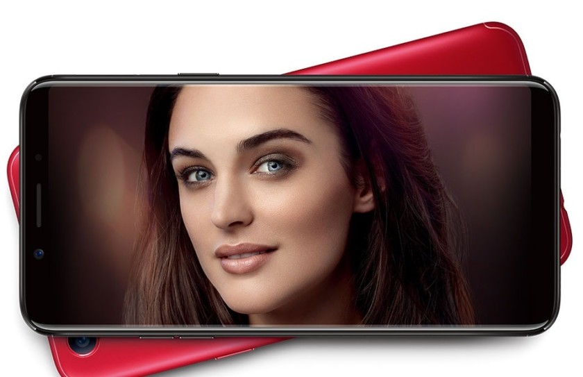 "Leaks & Rumours: OPPO F5 will be bezel less smartphone with ""AI Beauty"" mode, expected to launch in November 2017 for Middle East."