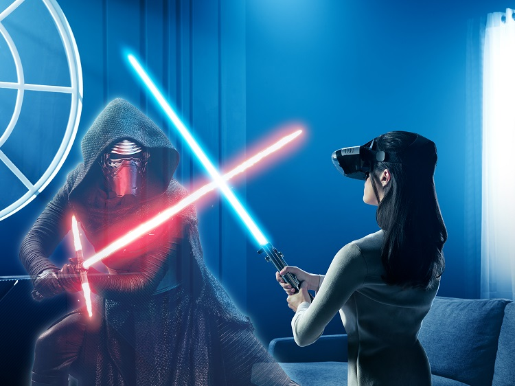 Star Wars Jedi Challenges_Lightsaber Battles