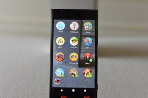 Sony Xperia XZ1 - Different AR effects