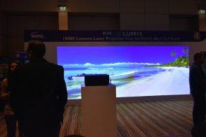 BenQ- Blue core Projector - LU9915