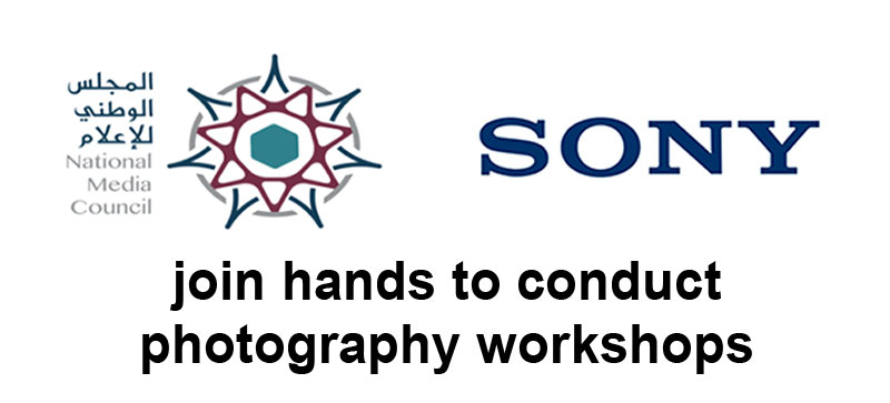 National Media Council and Sony MEA join hands to conduct photography workshops