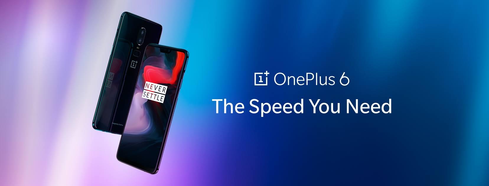 Souq.com launches OnePlus6 for UAE & KSA market