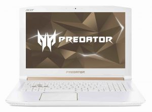 Acer Helios 300 White Edition 2
