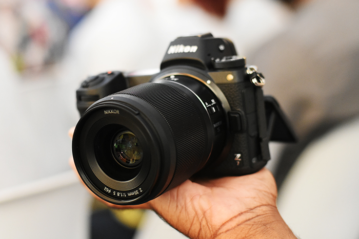 Nikon launches full-frame Mirrorless cameras Z7 and Z6