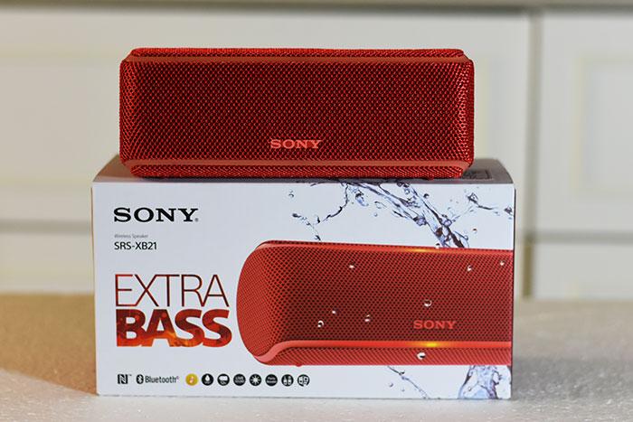 Sony SRS -XB21