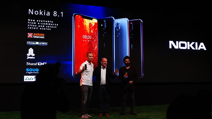 Nokia-8.1-launch-Dubai
