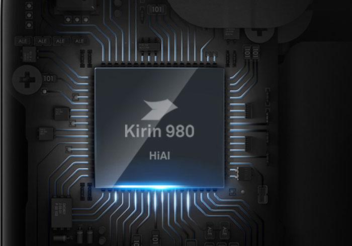 Kirin 980 with GPU Turbo 3.0