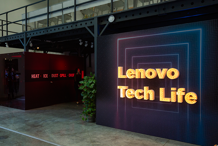 Lenovo showcases lineup of PC and Gaming solutions for UAE
