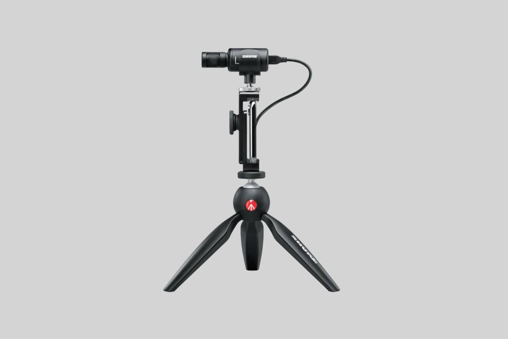 SHURE LAUNCHES MV88+ VIDEO KIT IN THE UAE, PRICED AT AED999