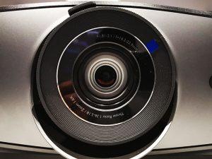 Benq Projectors-W5700-Projector-Lens
