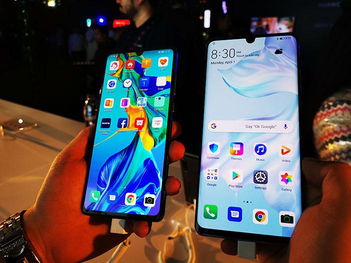 Huawei-P30Pro-bigger-than-P30-smartphone