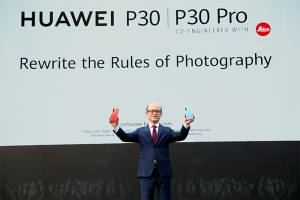 Mr.Gene-Jiao,-President-of-Huawei-Consumer-Business-Group---Middle-East-&-Africa-at-HUAWEI-P30-series-launch-in-Dubai