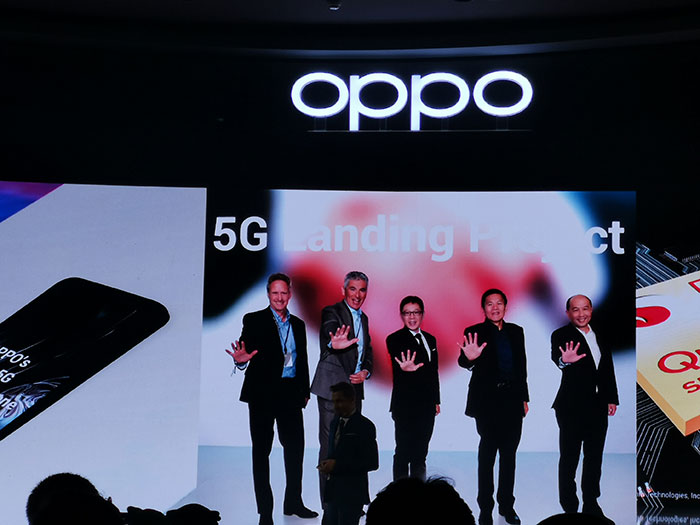 OPPO-5G-Landing-Project-in-MEA