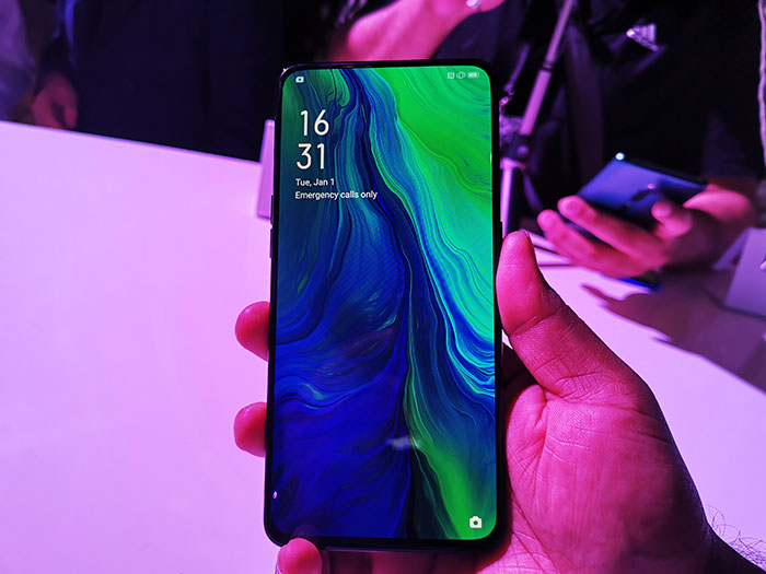 OPPO-Reno-10x-Hybrid-Zoom-Smartphone-Front-Display
