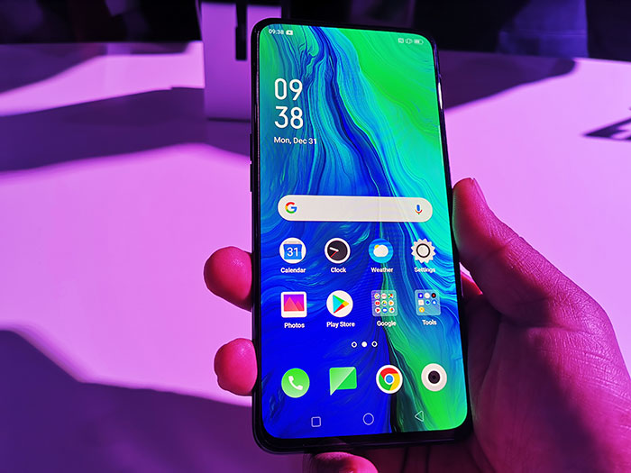 OPPO-Reno-Edtion-smartphone-Display
