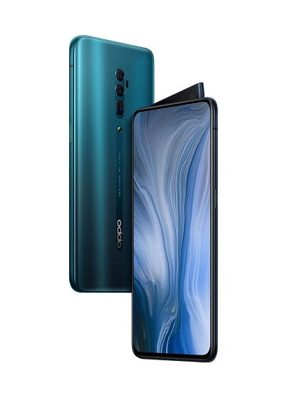 OPPO Reno 10xZoom Edition_Ocean Green