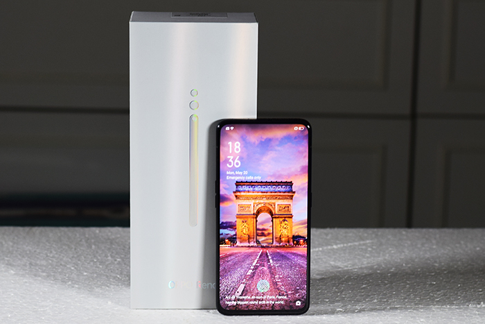OPPO_Reno_Full Screen Display