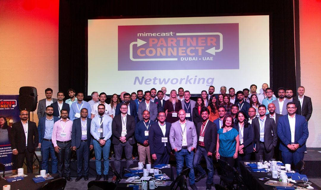 Mimecast Names Top Channel Performers at  Middle East Partner Connect