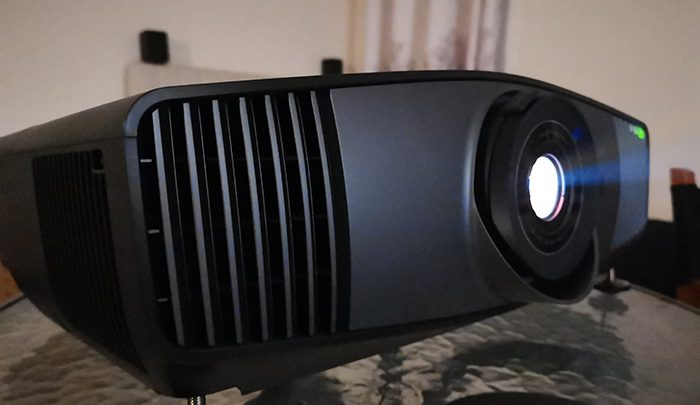 Review of BenQ CinePrime W5700 Projector (True 4K UHD HDR Projector)