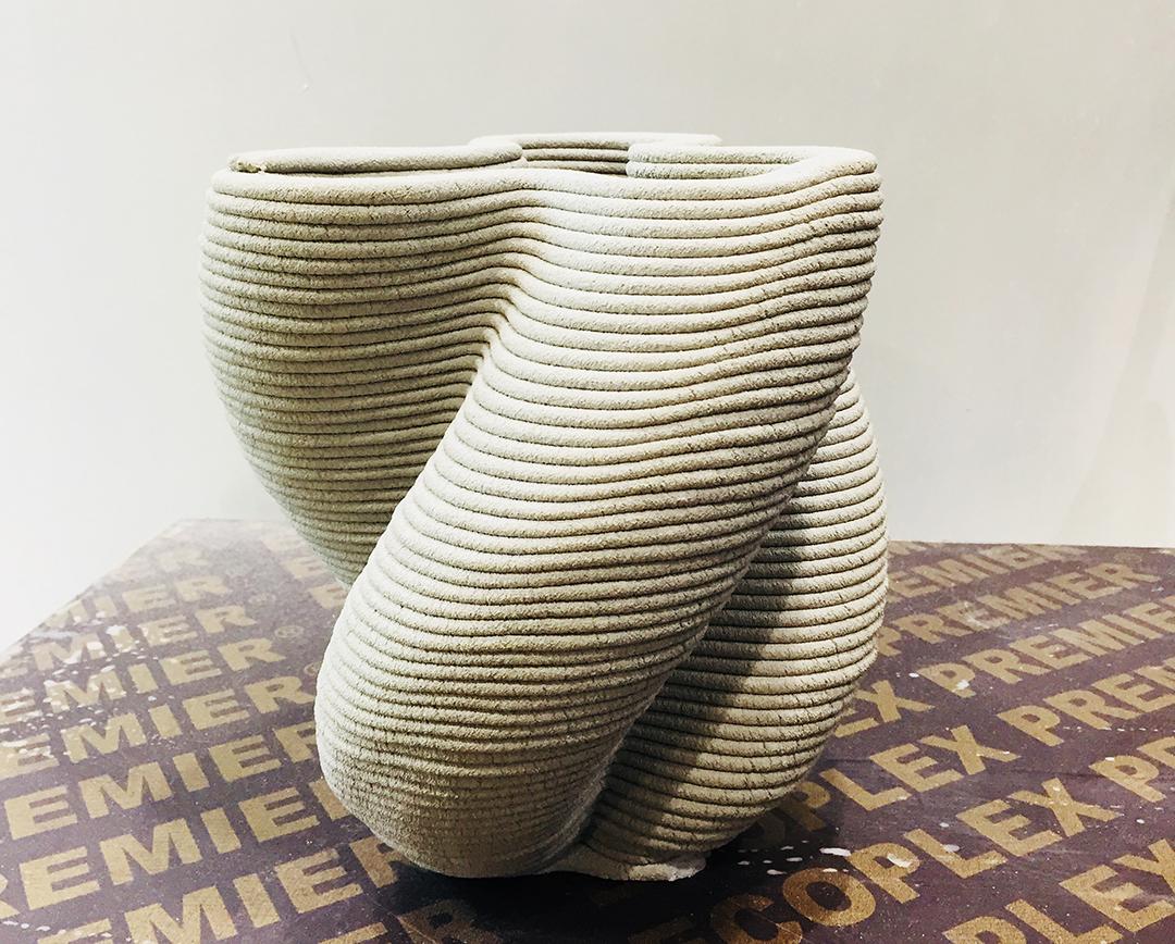Concreative-3D+printed Concrete_Object