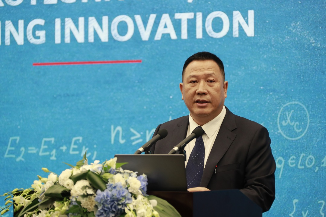 Dr. Song Liuping, Chief Legal Officer of Huawei
