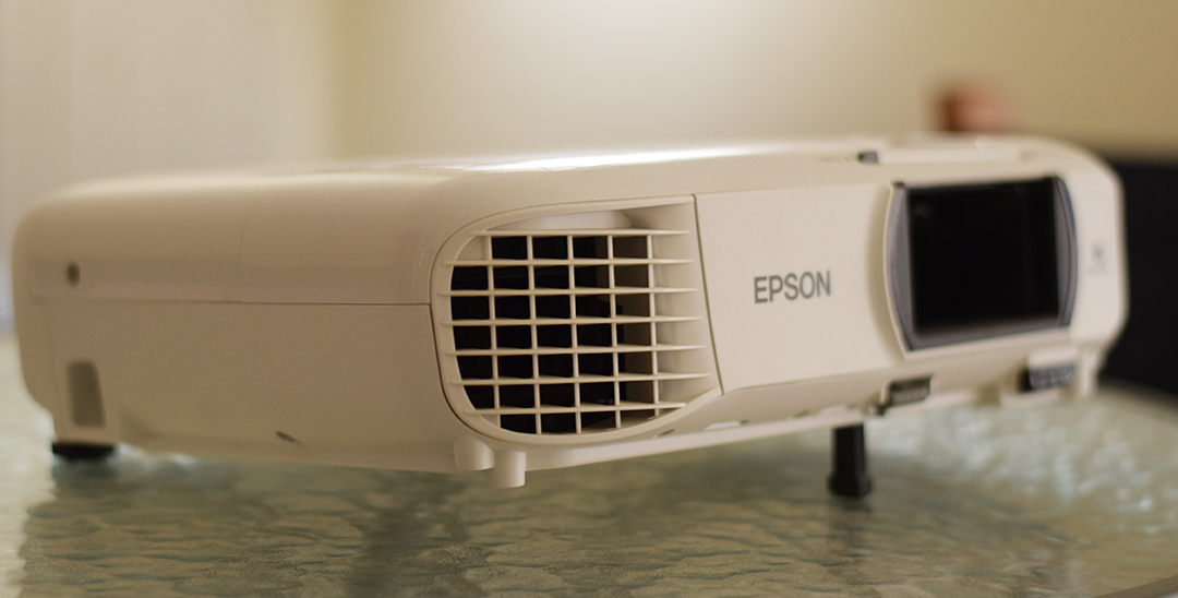 Epson-EH-TW610-Cooling-Fan-Grill