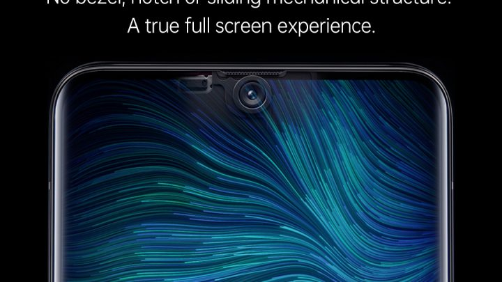 OPPO Unveiling Innovative Under-Screen Camera Technology at MWC Shanghai 2019