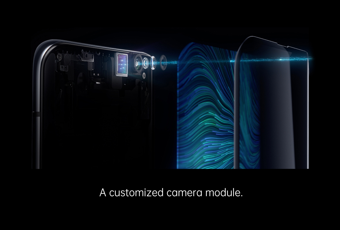 OPPO Takes Lead in Unveiling Innovative Under-Screen Camera Technology at MWC 2019
