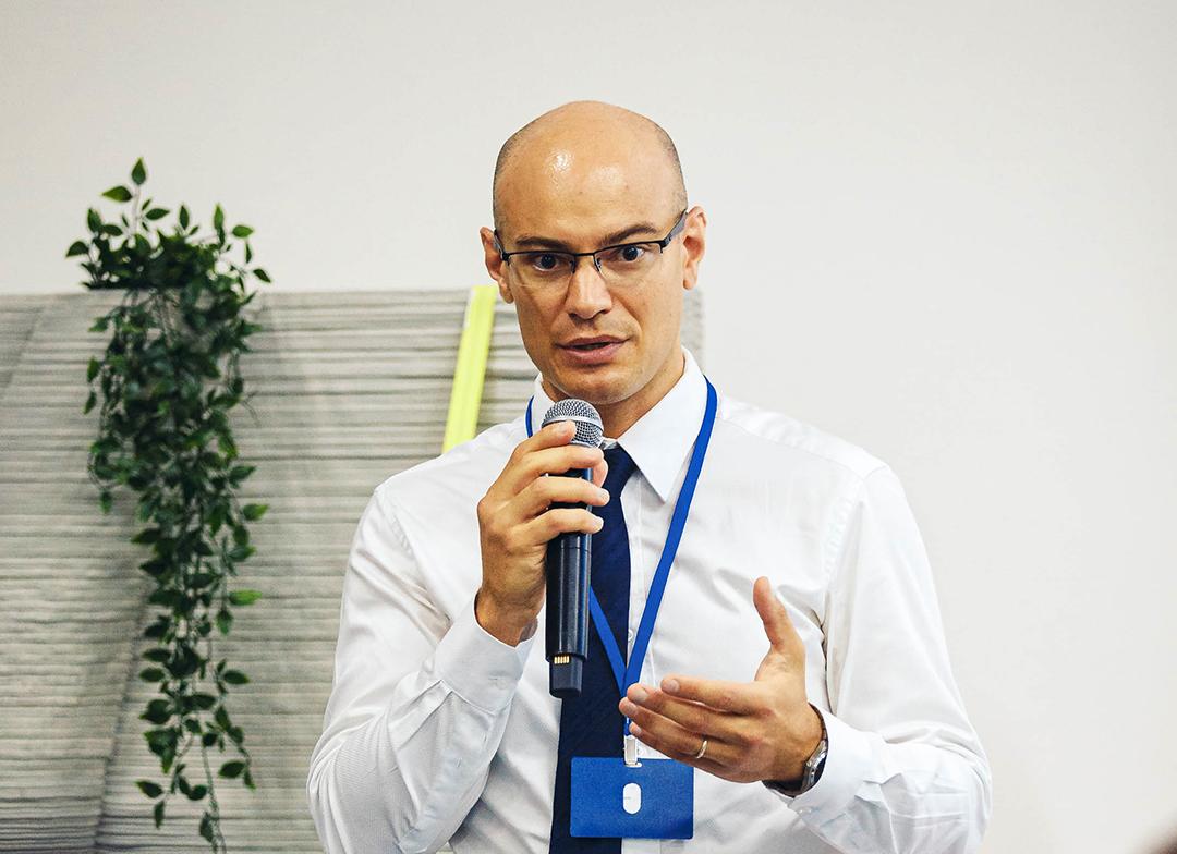 Vincent Maillet, Operations Manager - Concreative Concrete 3D Printing LLC, UAE