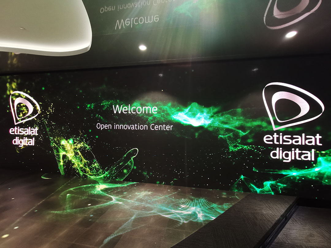 Huawei Mate 20x 5G Smartphone unveil at Etisalat's-Open-Innovation-Center