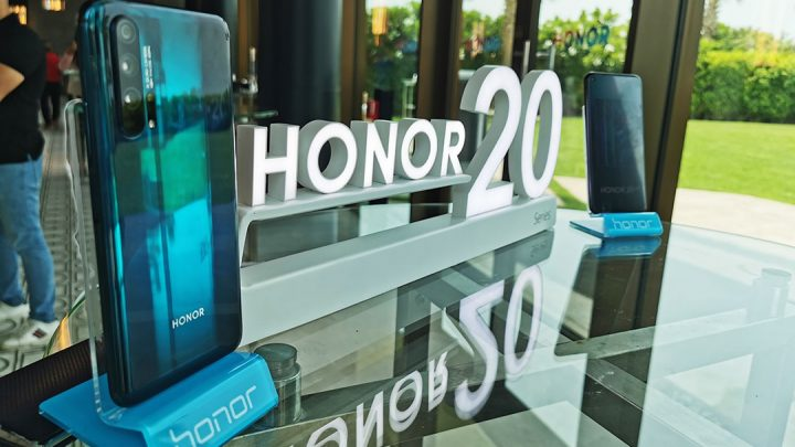 HONOR MEA launches HONOR 20 PRO smartphone in UAE