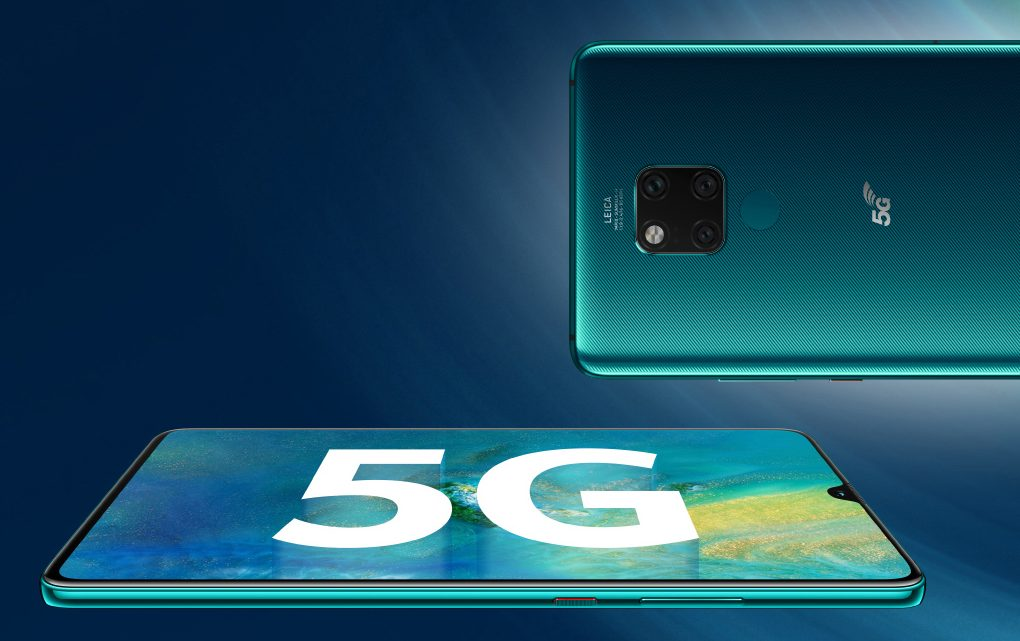 Huawei Launches the HUAWEI Mate 20 X (5G) Smartphones