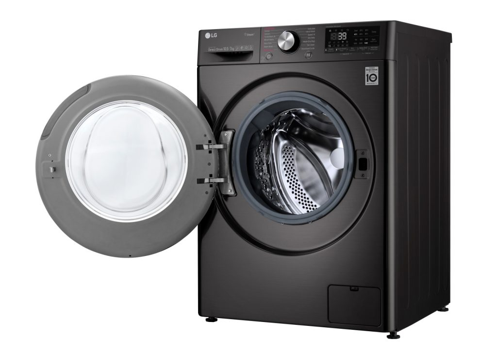 LG Front Loader Washing Machine with AI Direct Drive (3)