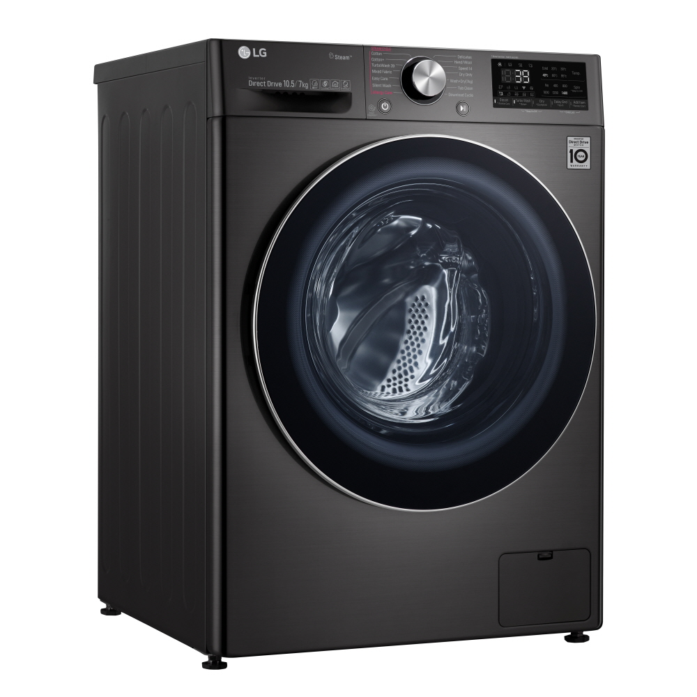 LG Front Loader Washing Machine with AI Direct Drive