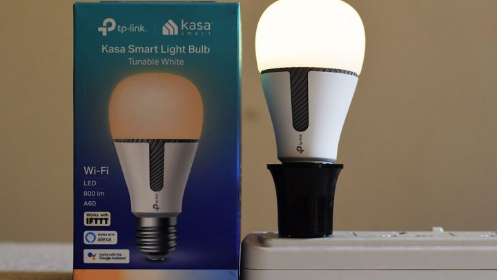 Review of Tplink KASA Smart Light Bulb – KL120