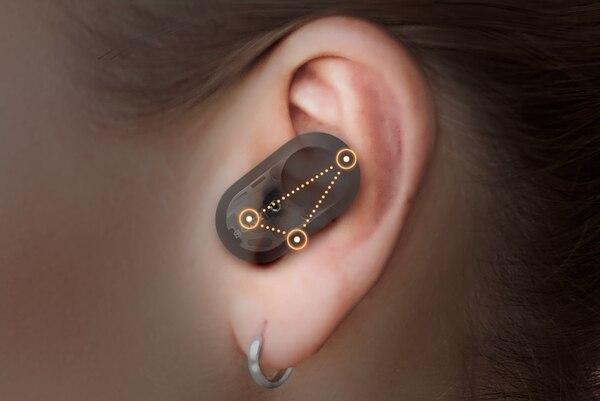 The-Sony-WF-1000XM3-Earbud-Headphones- Antenna