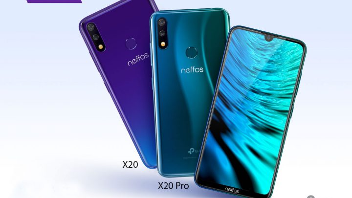 TP-Link Launches Neffos X20 and X20 Pro Smartphones in UAE