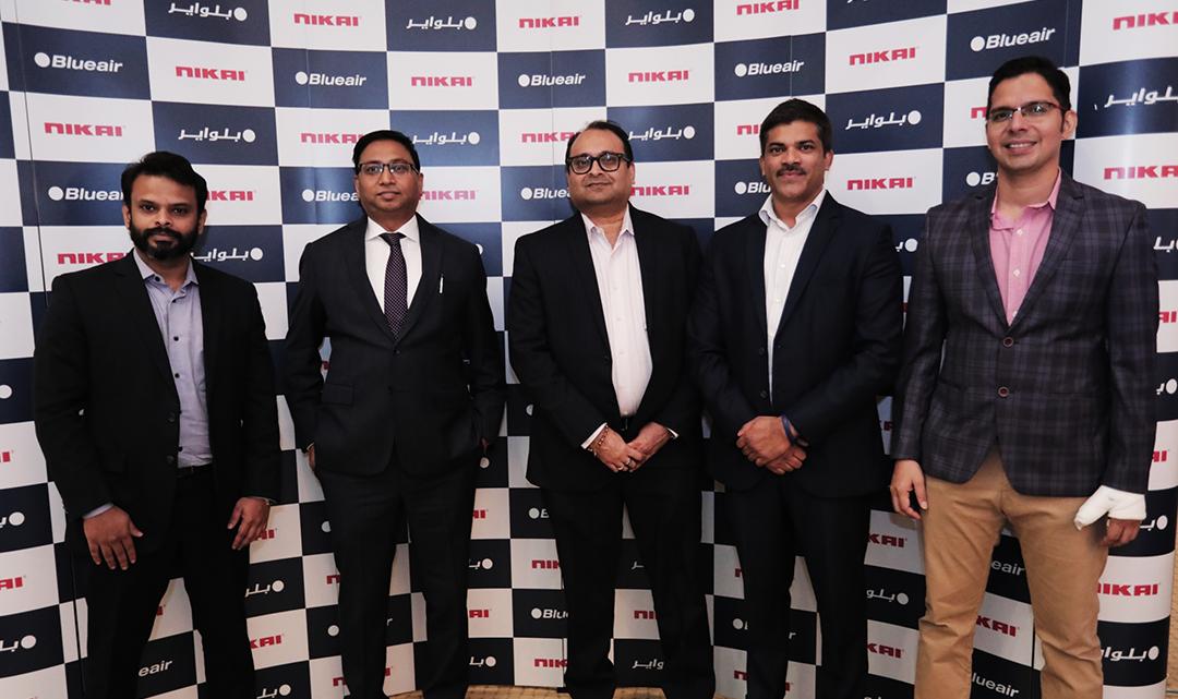 Blueair Signs Nikai as its distributor in Saudi Arabia