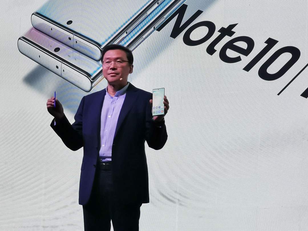 Chung_Lyong_Lee-President_Samsung_Gulf_Electronics_at-the-launch-of-Samsung-Note_10_&_10Plus