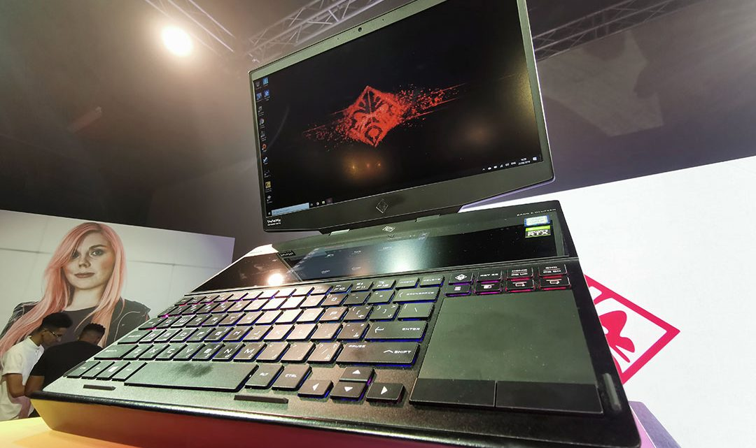 HP Launches New Dual Screen OMEN X 2S Gaming Laptop in the Middle East