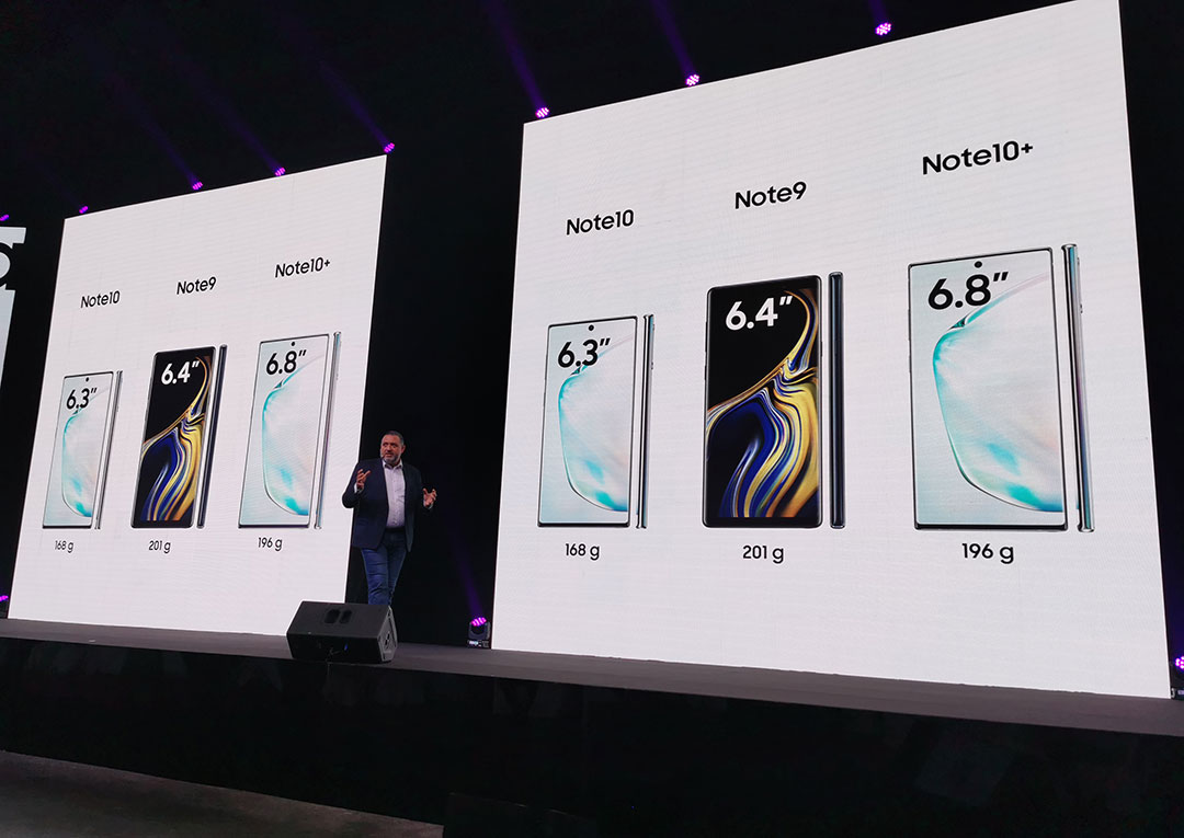 Size-Comparison-of-Samsung-Note-Series