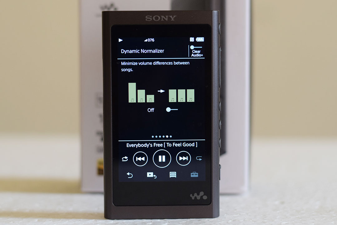 Sony-Walkman®-NW-A55-Dynamic_Normalizer
