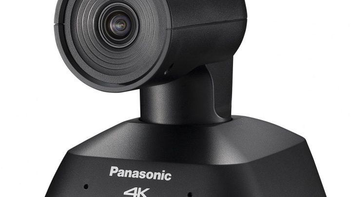 Panasonic Launches Ultra-Wide Angle 4K PTZ Camera for the Professional AV Market