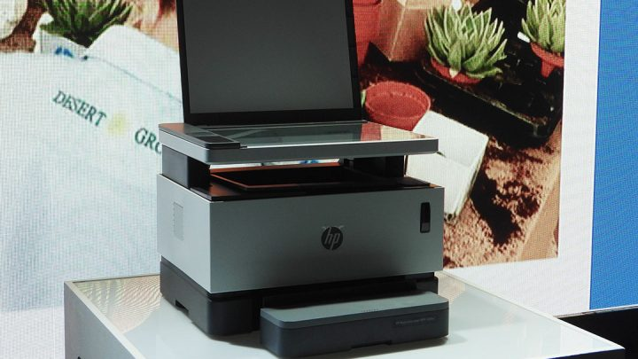 HP Inc. launched the world's first cartridge-free printer – the HP Neverstop Laser, in the UAE
