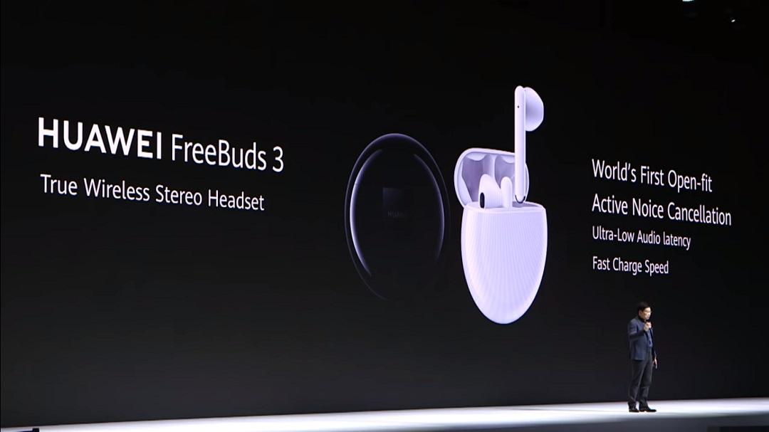 Huawei FreeBud3